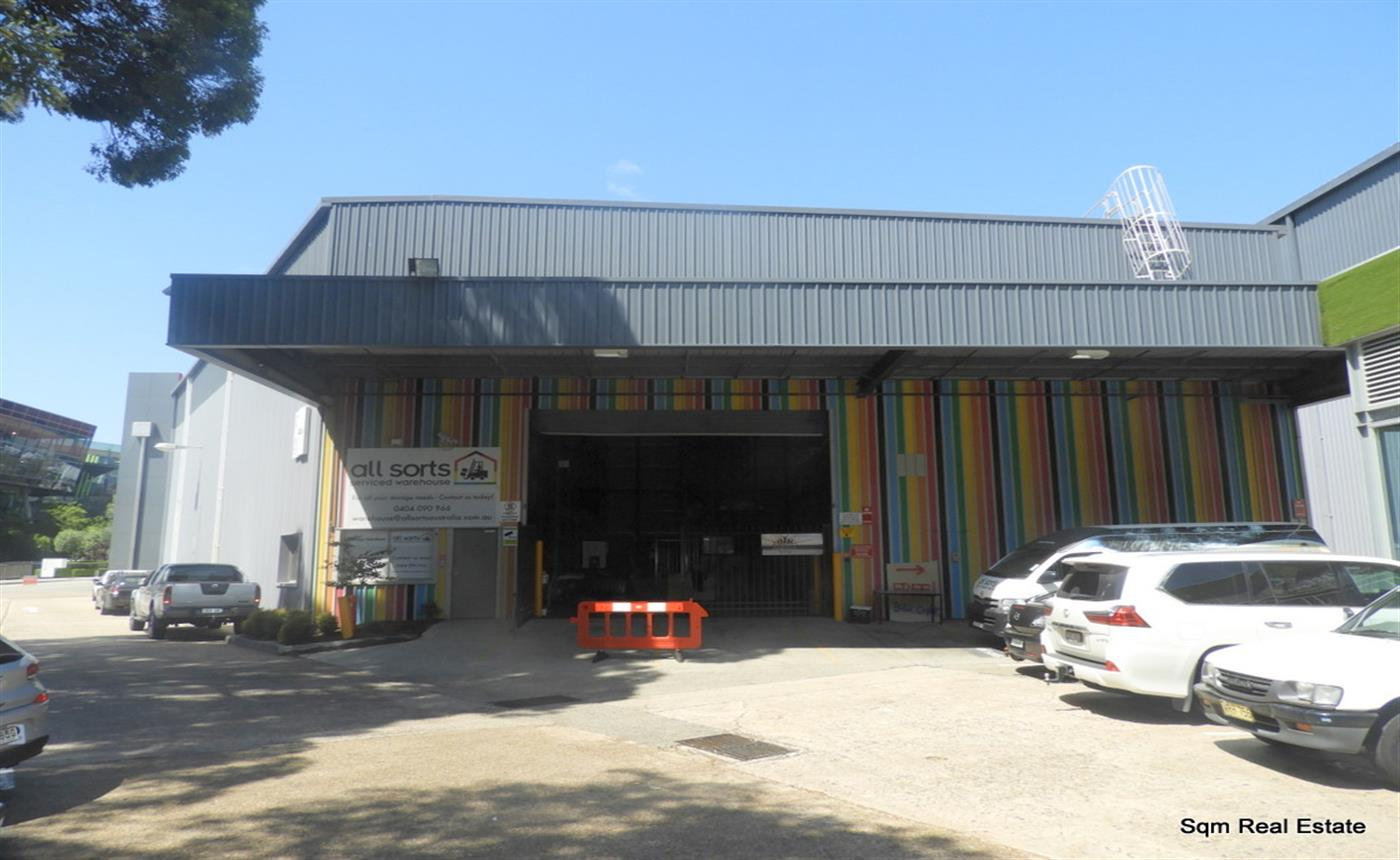 Building 9 190 Bourke Rd Alexandria Industrial